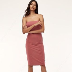 Wilfred Free Kondas Strapless Dress
